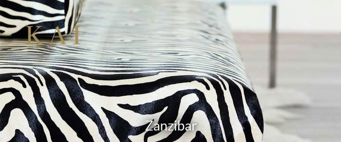 Ткани KAI коллекция ZANZIBAR