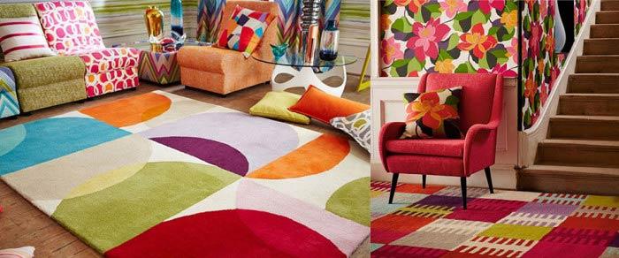 Английские ковры Scion