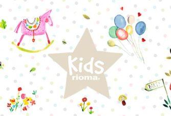 Ткани Rioma Kids