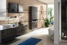 Новая коллекция для ванной комнаты SCAVOLINI Idro